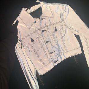 Jordache Reflective Jacket